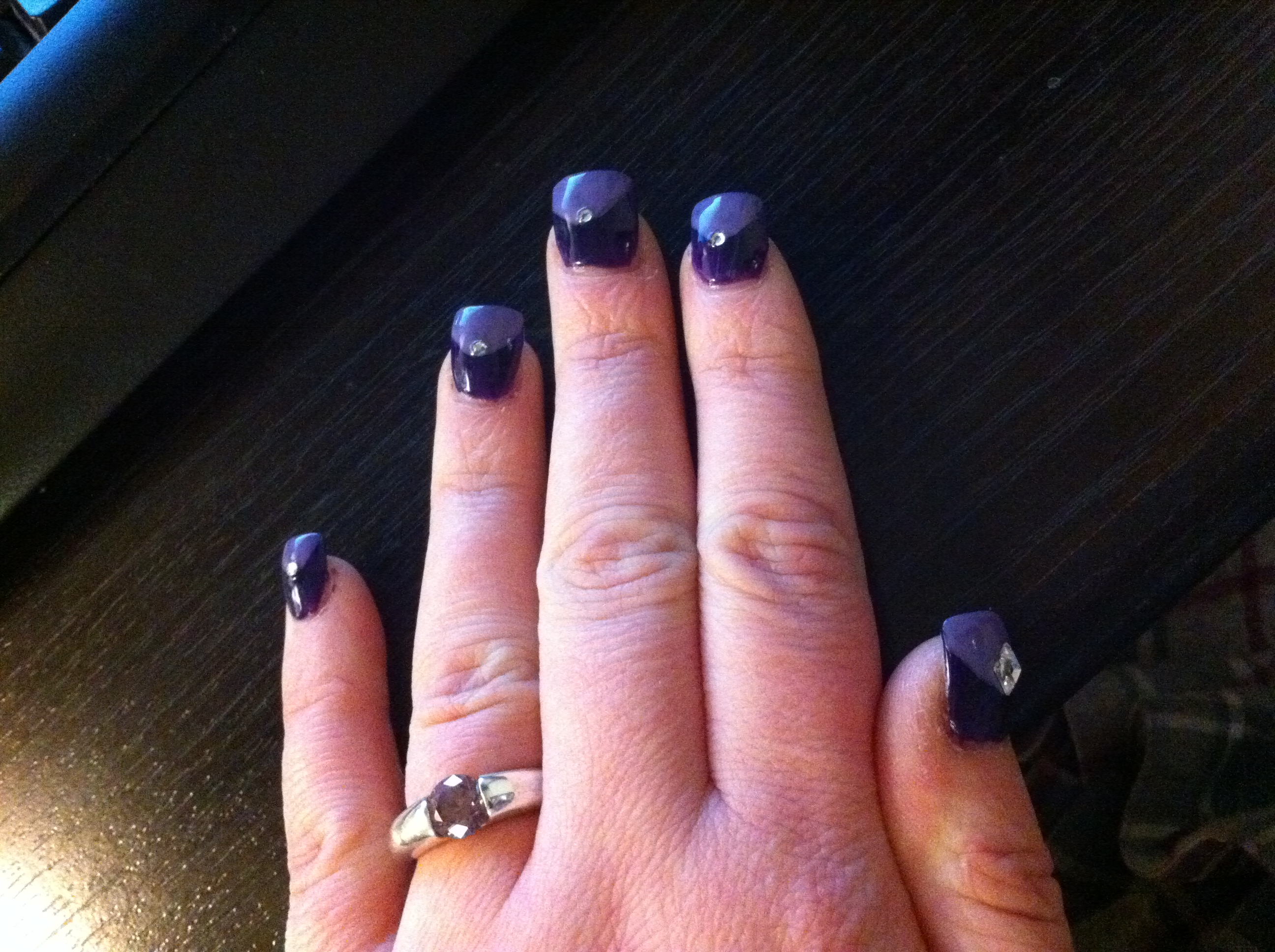 Excellent Glitter Nail Art Pens Thin All About Nail Art Regular How To Dry Nail Polish Easy Nail Art For Beginners Step By Step Old Nail Polish And Pregnancy DarkNail Fungus Finger Two Tone Purple Nails   Madame Gourmand LifestyleMadame Gourmand ..